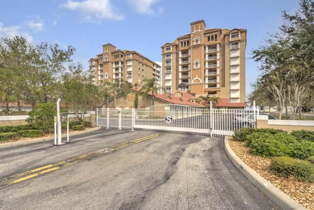 3203 S Washington Avenue #703, Titusville, FL 32780 (MLS #857392) :: Premium Properties Real Estate Services