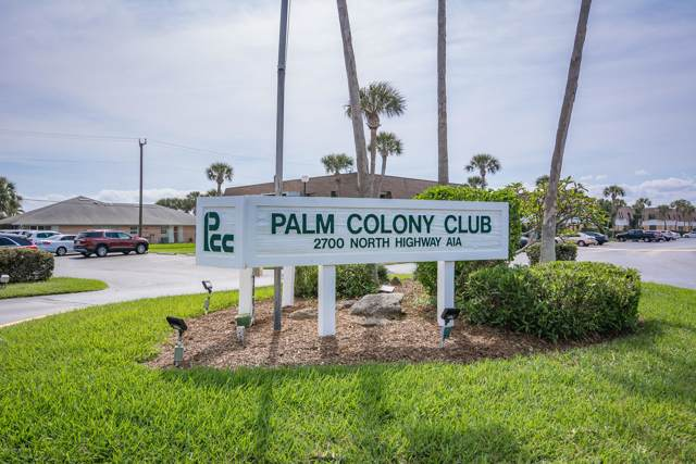 2700 N Highway A1a 13-207, Indialantic, FL 32903 (MLS #857571) :: Premium Properties Real Estate Services