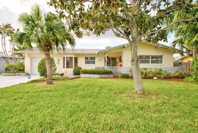 357 W Osceola Lane W, Cocoa Beach, FL 32931 (MLS #858057) :: Premium Properties Real Estate Services