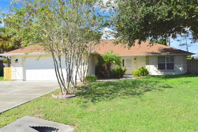 6816 Buxton Avenue, Cocoa, FL 32927 (MLS #858242) :: Pamela Myers Realty