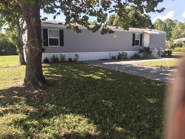 535 Baker Road, Merritt Island, FL 32953 (MLS #858248) :: Blue Marlin Real Estate