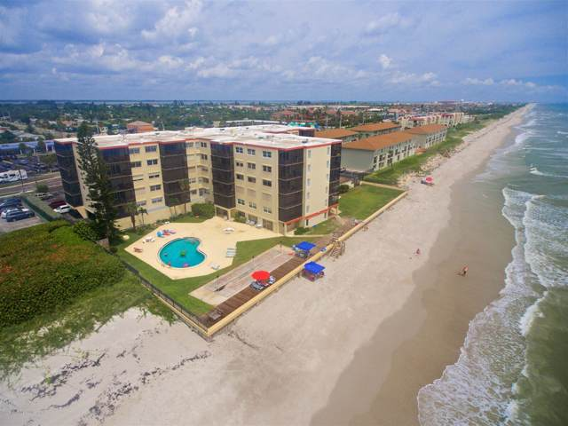 205 Highway A1a #503, Satellite Beach, FL 32937 (MLS #858252) :: Blue Marlin Real Estate
