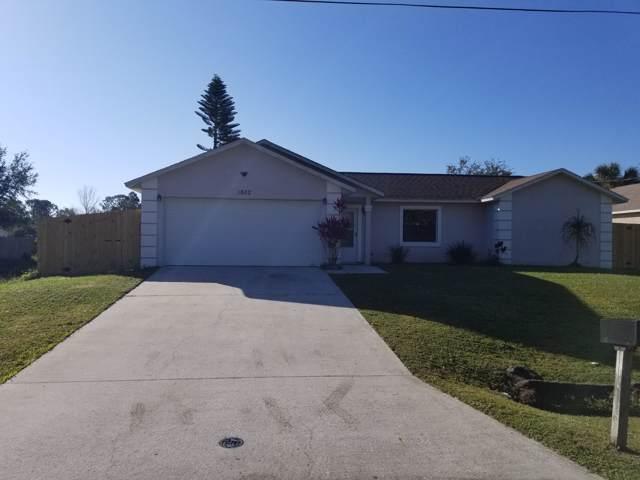 1802 Delaware Street NW, Palm Bay, FL 32907 (MLS #858254) :: Blue Marlin Real Estate