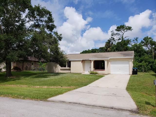 143 NE Memory Lane NE, Palm Bay, FL 32907 (MLS #858255) :: Blue Marlin Real Estate