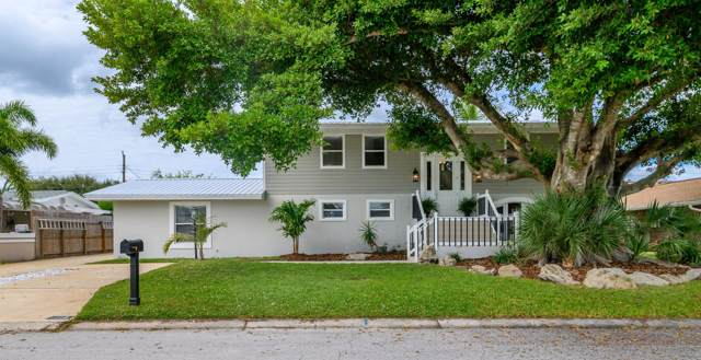 1110 Sioux Drive, Indian Harbour Beach, FL 32937 (MLS #858387) :: Armel Real Estate
