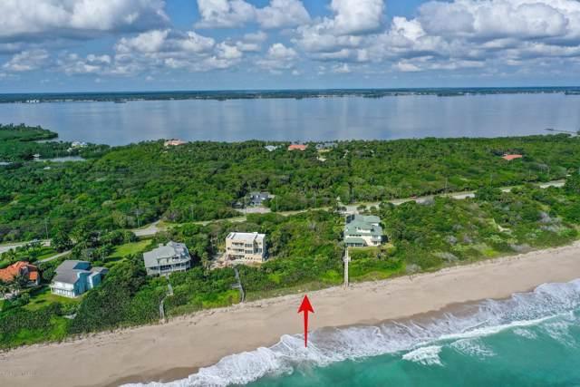 8865 A-1-A Highway, Melbourne Beach, FL 32951 (MLS #858438) :: Armel Real Estate