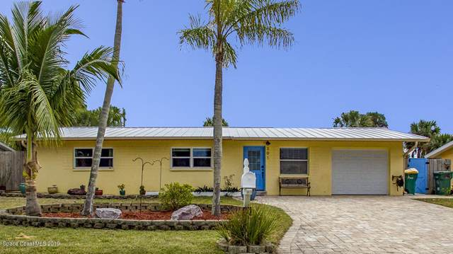 301 Coconut Drive, Indialantic, FL 32903 (MLS #858441) :: Premium Properties Real Estate Services