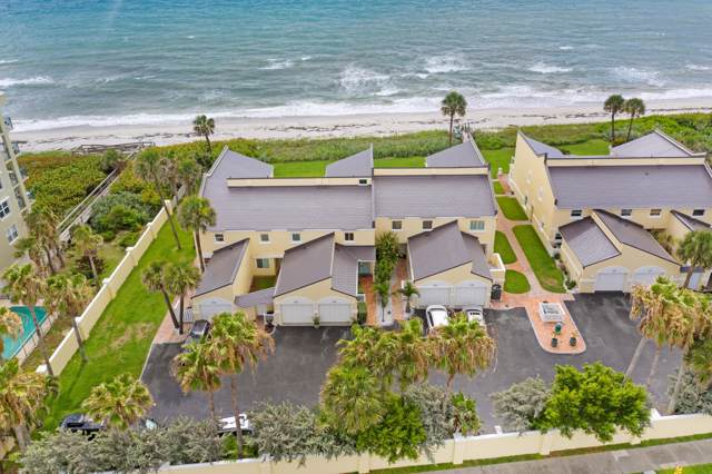 255 Ocean Residence Court, Satellite Beach, FL 32937 (MLS #858446) :: Armel Real Estate