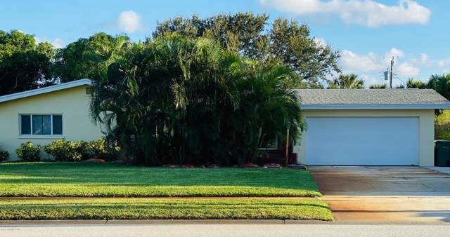 1105 Pine Tree Drive, Indian Harbour Beach, FL 32937 (MLS #858450) :: Armel Real Estate