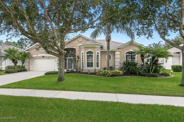 1750 Whitman Drive, West Melbourne, FL 32904 (MLS #858458) :: Premium Properties Real Estate Services