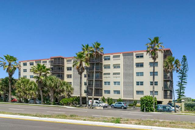 205 Highway A1a #512, Satellite Beach, FL 32937 (MLS #858494) :: Armel Real Estate