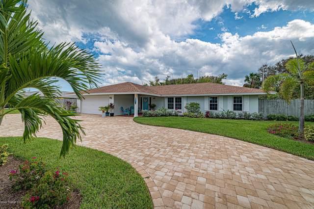 507 Andrews Drive, Melbourne Beach, FL 32951 (MLS #858557) :: Armel Real Estate