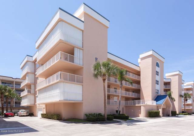 603 Shorewood Drive #301, Cape Canaveral, FL 32920 (MLS #858612) :: Premium Properties Real Estate Services