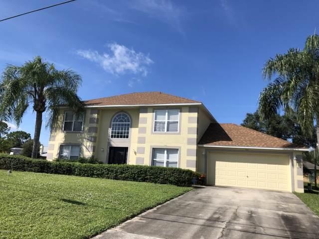 2596 Emerson Drive SE, Palm Bay, FL 32909 (MLS #858627) :: The Nolan Group of RE/MAX Associated Realty