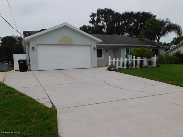 580 Carol Drive NE, Palm Bay, FL 32907 (MLS #858635) :: The Nolan Group of RE/MAX Associated Realty