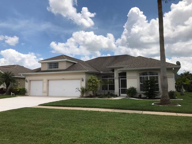 1953 Crane Creek Boulevard, Melbourne, FL 32940 (MLS #858639) :: The Nolan Group of RE/MAX Associated Realty