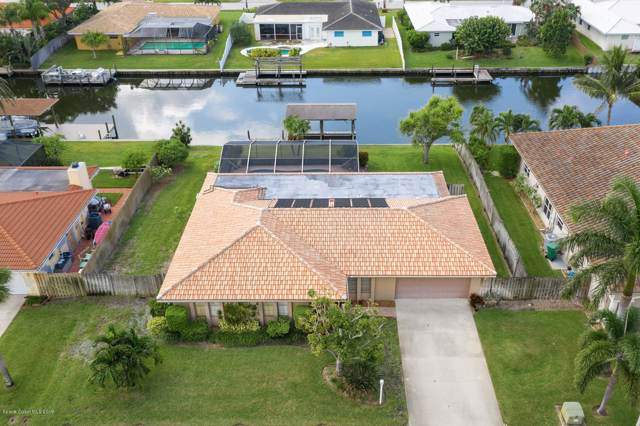 635 Fountain Boulevard, Satellite Beach, FL 32937 (MLS #858642) :: Armel Real Estate