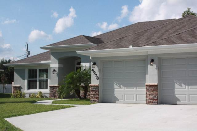 4978 NW Manville Drive, Port Saint Lucie, FL 34952 (MLS #858648) :: The Nolan Group of RE/MAX Associated Realty