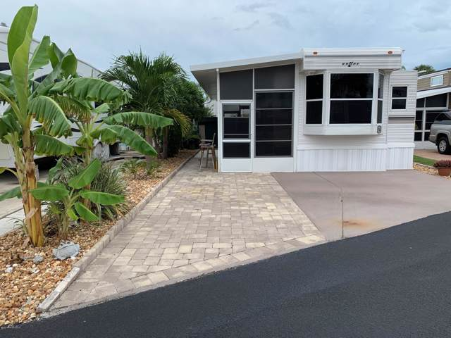 746 Pier Lane #435, Melbourne Beach, FL 32951 (MLS #858654) :: The Nolan Group of RE/MAX Associated Realty