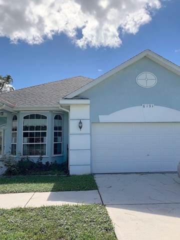 6191 Janina Road, Cocoa, FL 32927 (MLS #858703) :: Premium Properties Real Estate Services