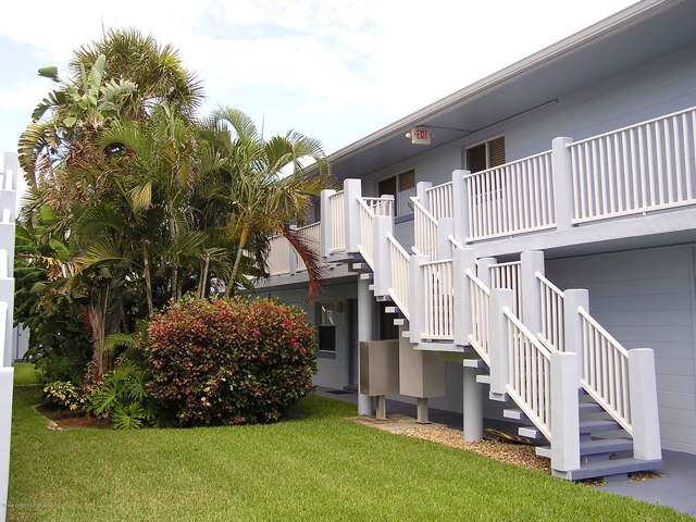 7165 Ridgewood Avenue #6, Cape Canaveral, FL 32920 (MLS #858732) :: Premium Properties Real Estate Services
