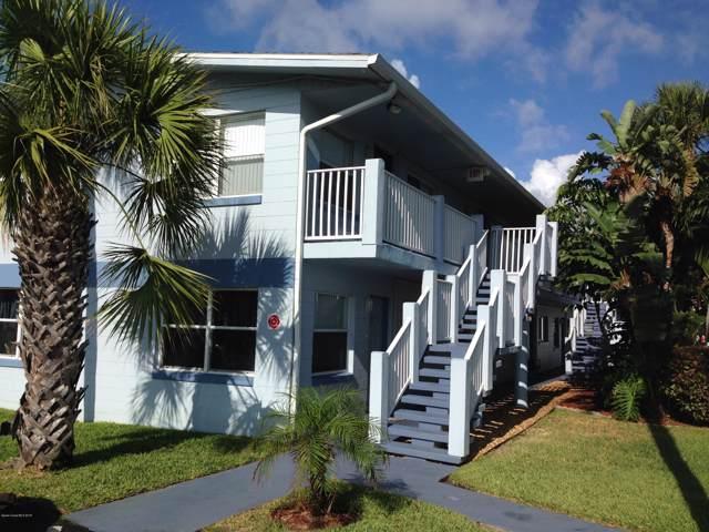 7165 Ridgewood Avenue #11, Cape Canaveral, FL 32920 (MLS #858771) :: Premium Properties Real Estate Services