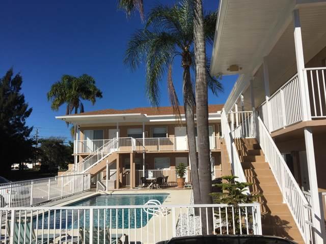 204 Adams Avenue #6, Cape Canaveral, FL 32920 (MLS #858785) :: Blue Marlin Real Estate