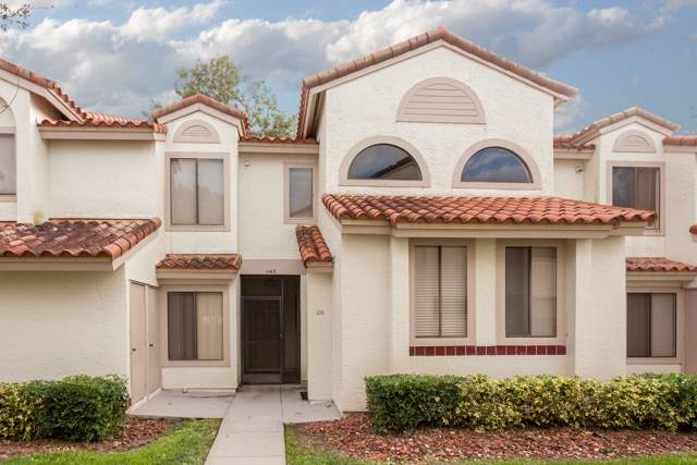 1143 Country Club Drive #1013, Titusville, FL 32780 (MLS #858878) :: Premium Properties Real Estate Services