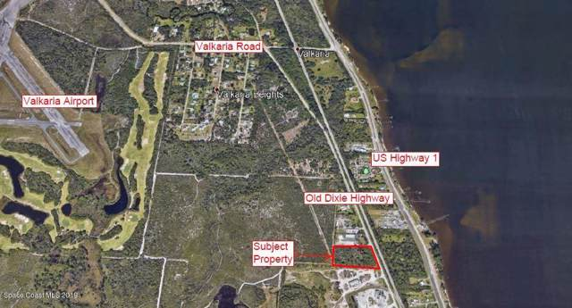 0 Old Dixie Highway, Malabar, FL 32950 (MLS #859350) :: Engel & Voelkers Melbourne Central