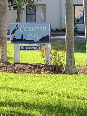 200 International Drive #109, Cape Canaveral, FL 32920 (MLS #859633) :: Premium Properties Real Estate Services