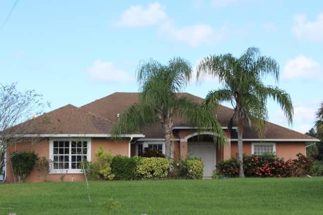 234 Cavalier Street, Palm Bay, FL 32909 (MLS #859636) :: Armel Real Estate