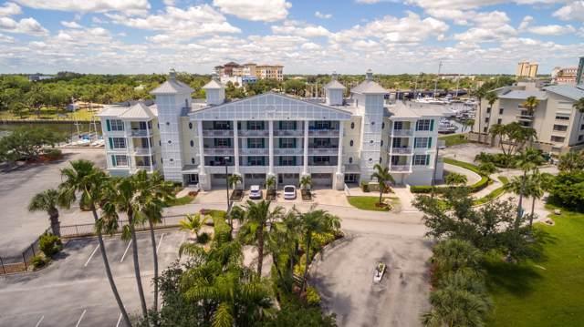 2240 Front Street #301, Melbourne, FL 32901 (MLS #859652) :: Blue Marlin Real Estate