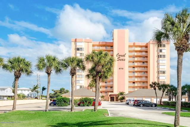 6770 Ridgewood Avenue #202, Cocoa Beach, FL 32931 (MLS #859692) :: Premium Properties Real Estate Services