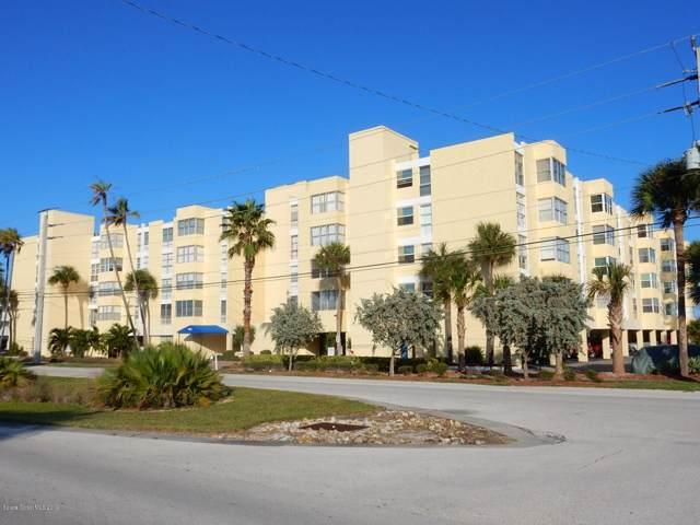 4700 Ocean Beach Boulevard #410, Cocoa Beach, FL 32931 (MLS #859753) :: Premium Properties Real Estate Services