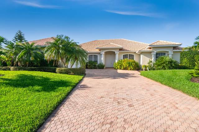7982 Old Tramway Drive, Melbourne, FL 32940 (MLS #859787) :: Blue Marlin Real Estate