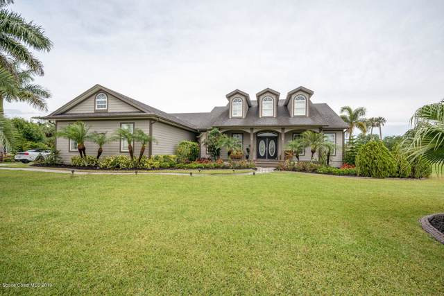 3221 Painted Bunting Court, Melbourne, FL 32934 (MLS #859930) :: Blue Marlin Real Estate