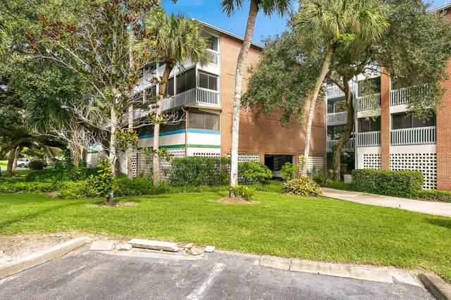 240 Hammock Shore Drive #207, Melbourne Beach, FL 32951 (MLS #859933) :: Blue Marlin Real Estate