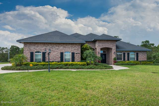 5646 Wood Stork Lane, Grant Valkaria, FL 32949 (MLS #859993) :: Armel Real Estate