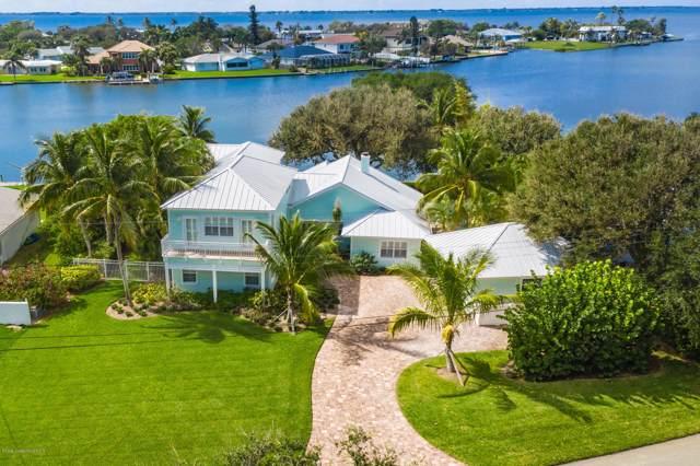 1364 Bay Shore Drive, Cocoa Beach, FL 32931 (MLS #860084) :: Armel Real Estate