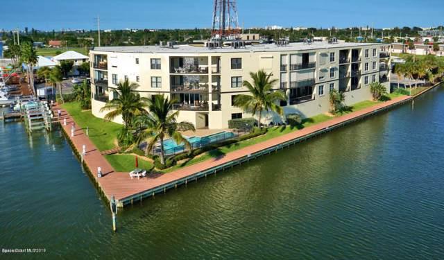 4125 W End Road #205, Cocoa Beach, FL 32931 (MLS #860176) :: Premium Properties Real Estate Services