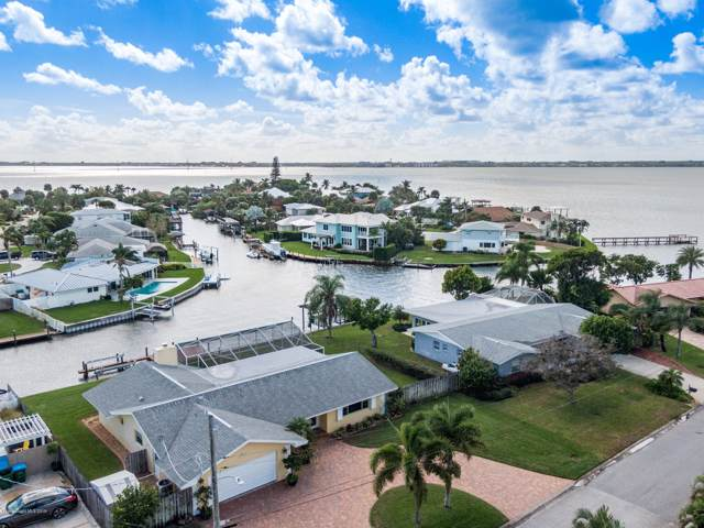 411 Driftwood Avenue, Melbourne Beach, FL 32951 (MLS #860178) :: Premium Properties Real Estate Services