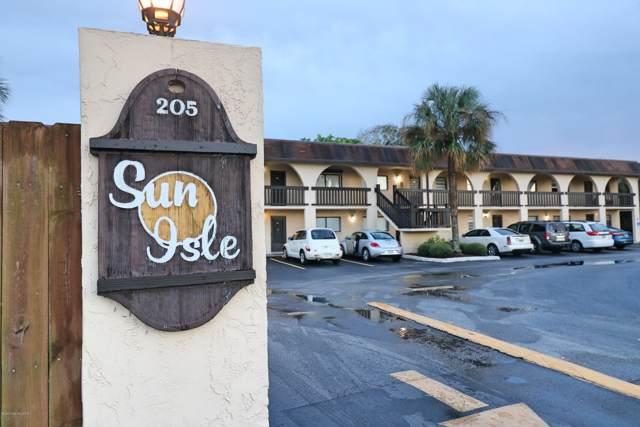 205 Palmetto Avenue #205, Merritt Island, FL 32953 (MLS #860186) :: Premium Properties Real Estate Services