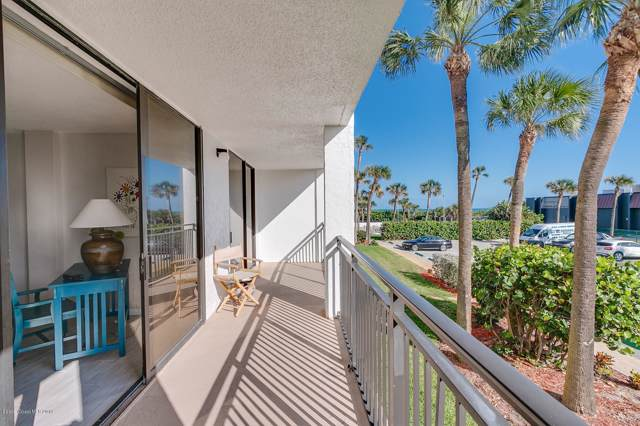 2100 N Atlantic Avenue #209, Cocoa Beach, FL 32931 (MLS #860331) :: Premium Properties Real Estate Services