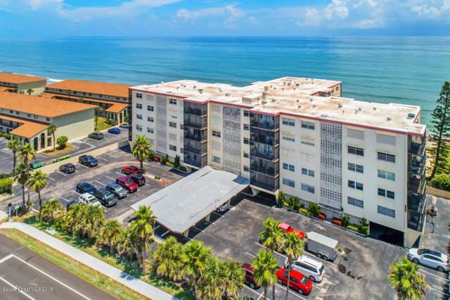 205 Highway A1a #501, Satellite Beach, FL 32937 (MLS #860397) :: Premium Properties Real Estate Services