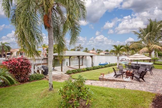 9 Yawl Drive, Cocoa Beach, FL 32931 (MLS #860452) :: Premium Properties Real Estate Services