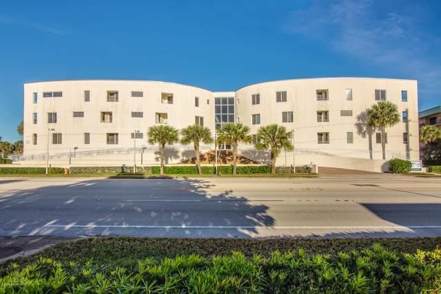 601 N Miramar Avenue #107, Indialantic, FL 32903 (MLS #860497) :: Premium Properties Real Estate Services