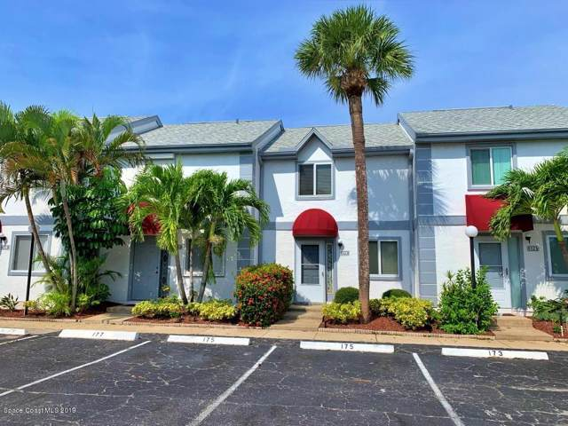 175 Seaport Boulevard #36, Cape Canaveral, FL 32920 (MLS #860621) :: Premium Properties Real Estate Services
