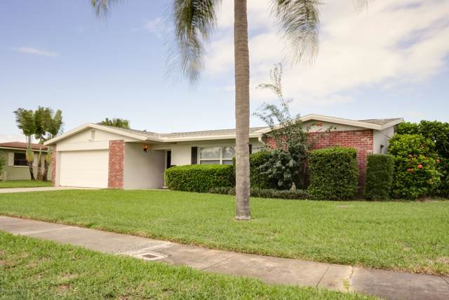 453 Skylark Boulevard, Satellite Beach, FL 32937 (MLS #860680) :: Premium Properties Real Estate Services
