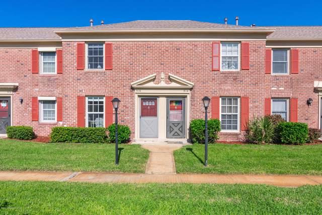 916 Jamestown Avenue #88, Indian Harbour Beach, FL 32937 (MLS #860765) :: Premium Properties Real Estate Services