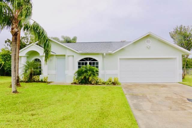 1201 Brickell Street SE, Palm Bay, FL 32909 (MLS #860799) :: Premium Properties Real Estate Services